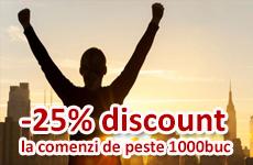 discount de cantitate